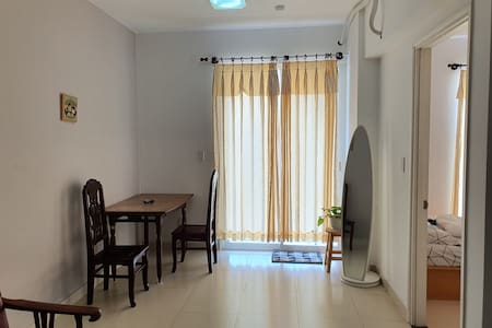 Cozy and Bright apartment in Thao Dien expats area