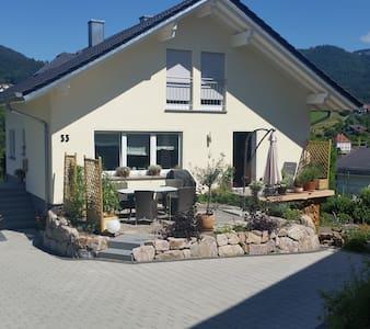 Ferienwohnung Schwarzwaldblick - Bühlertal