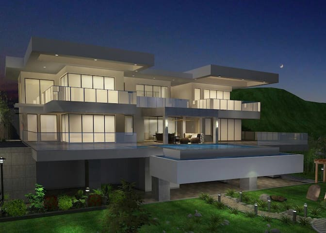 The New Luxurious and Sophisticated Villa  Modere'