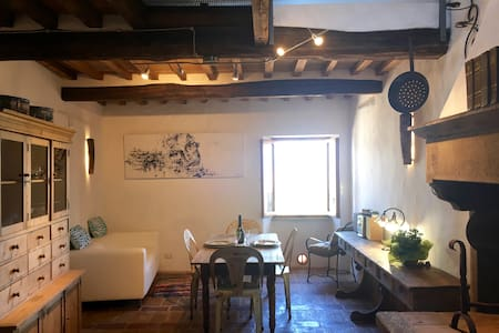 Charming studio in the heart of medieval village - Apartamento