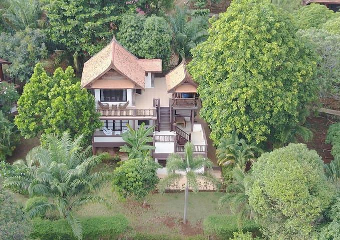 Coconut Villa Koh Mak tropical Island Thailand