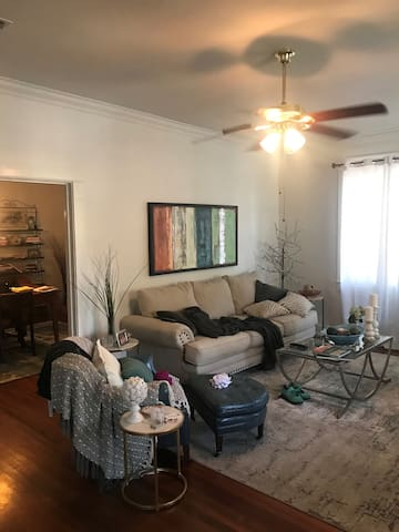 Location! Location! Charming house in Baton Rouge