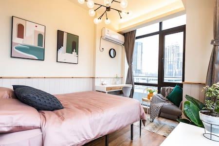 杭州滨江阿里华为网易附近日租长租公寓房,拎包入住超值超优惠