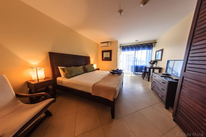 Santa T Deluxe Parcial Ocean View With Balcony