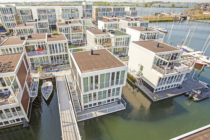 Best Secret Water Spot - WaterVilla - Amsterdam
