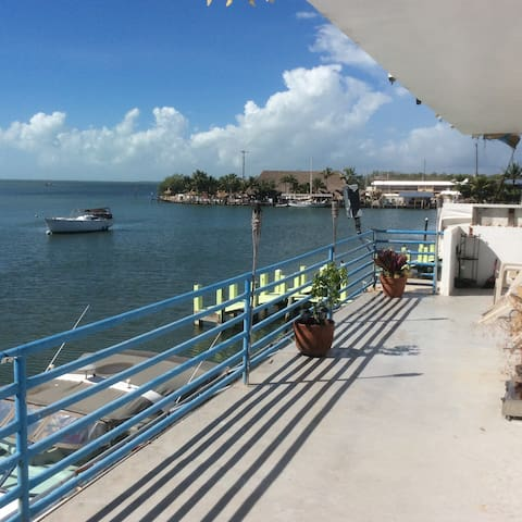 Waterfront Apartment - Key Largo - Apartment