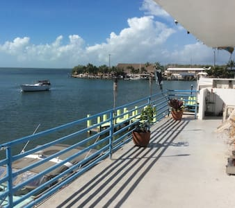 Waterfront Apartment - Key Largo