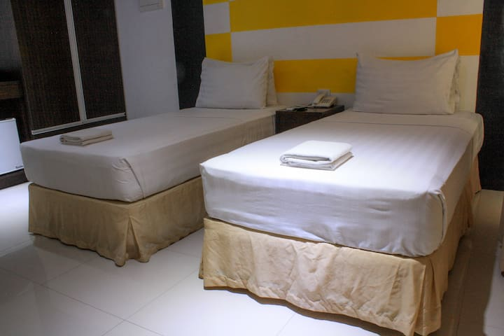 #610 Centrally Located + Affordable Botique Hotel