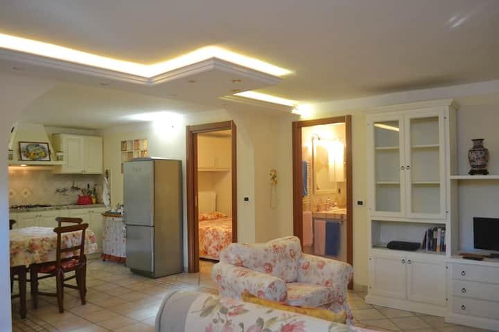 appartamento nelle colline di Massa