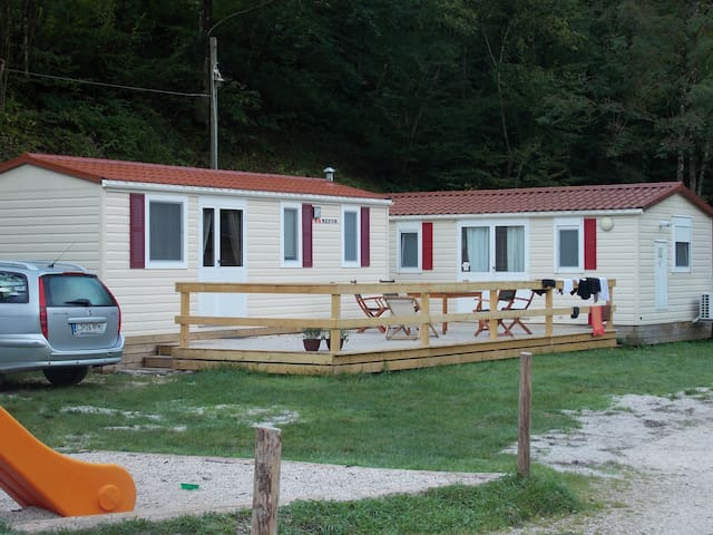 Mobile home for 4 - Soča - Other