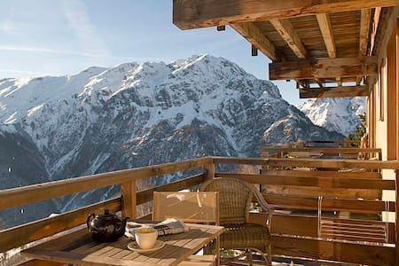 Alpe d'Huez Grand Domaine Apt  cosy - bien être - Villard-Reculas