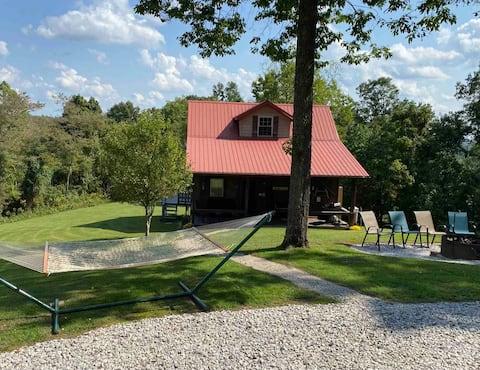 Ridgetop Cabin Retreat
