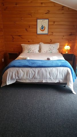 Riverside 2 bedroom house opposite Matapouri Store