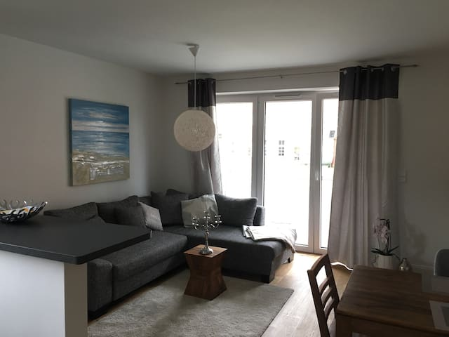 Moderne, City Whg Nähe Hamburg - Elmshorn - Appartement