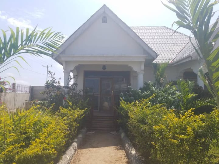 New African Villa
