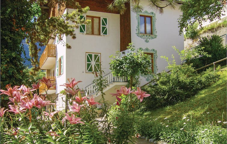 Holiday apartment with 2 bedrooms on 70 m² in Molveno (TN)