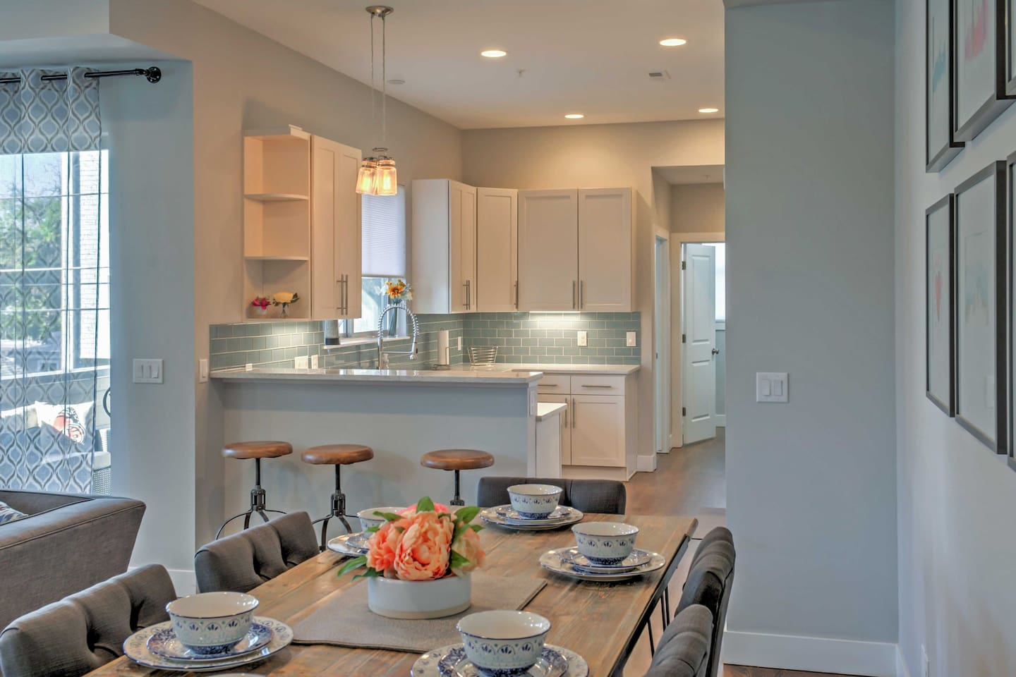 Make yourself at home inside this beautiful vacation rental in Littleton!