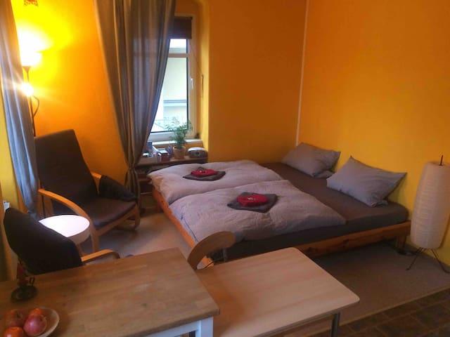 Bed&Breakfast@Nickels in Meißen (Wohnung/2 Pers.)