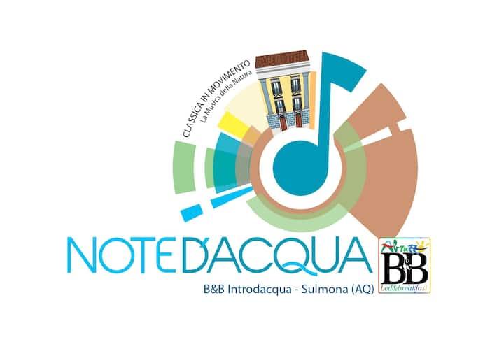 Note d'Acqua - Abruzzo-Sulmona-Roccaraso