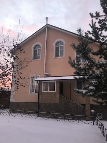 Comfort. house in 20 min from the center of Moscow