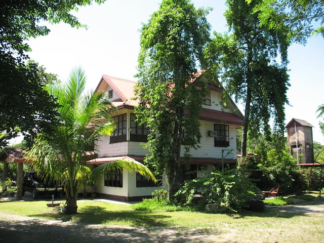 Ancestral Sugarcane Plantation Home