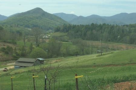 Asheville and the Great Smoky Mountains: HorseFarm
