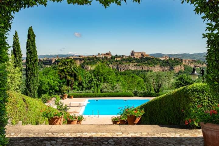 Villa Paradiso - La Castagneta