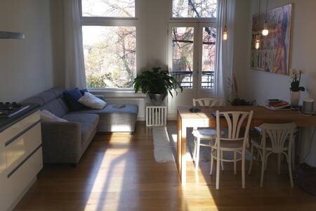 Very nice and well located appartment in East - Amsterdam