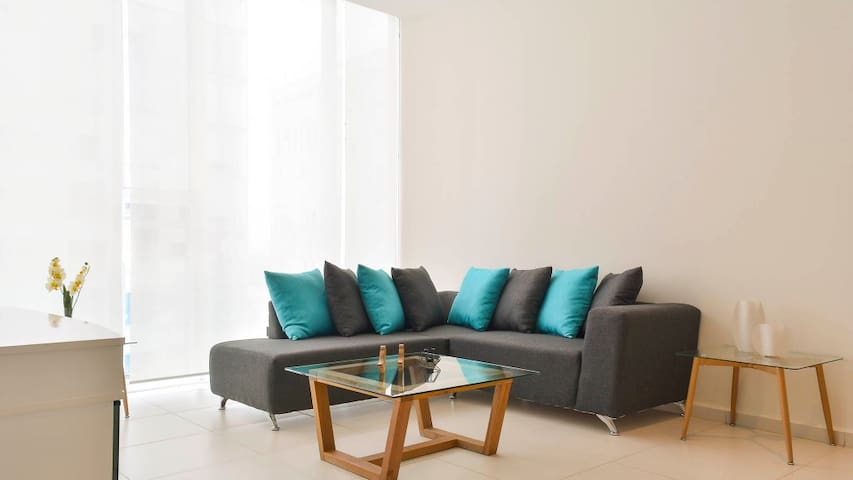 A VILLE  -  Beautiful 1 bedroom Apt in Polanco