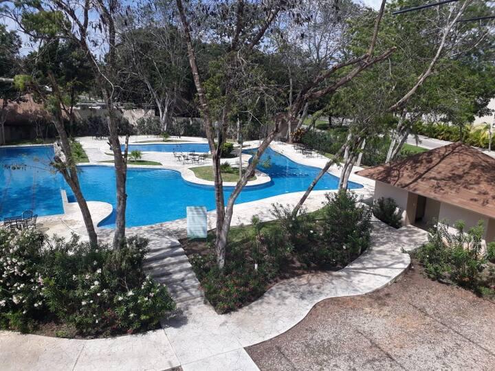 Casa Torrella Chetumal, Andara Zona exclusiva