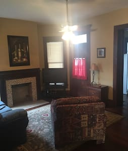 'Charming Historic' Downtown 2 Bed. - Fort Wayne - Casa
