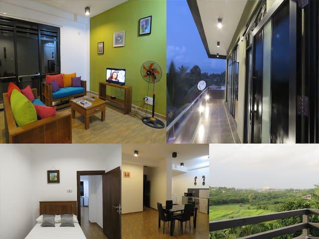 Bird Park Residencies-Single Room No Sharing Apt 2