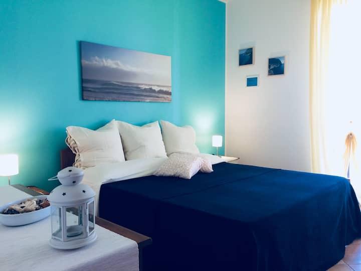Appartamento a 20 mt dalla spiaggia