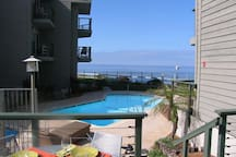 Luxury executive oceanfront condo - terrific views