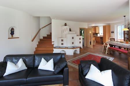 Landhaus Elina - Seenähe, traumhafte Einzellage - Maishofen