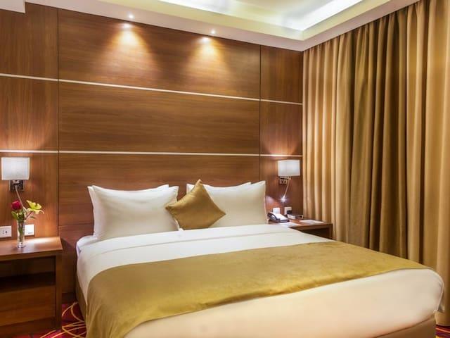 Deluxe Queen Room - Gerasa Hotel