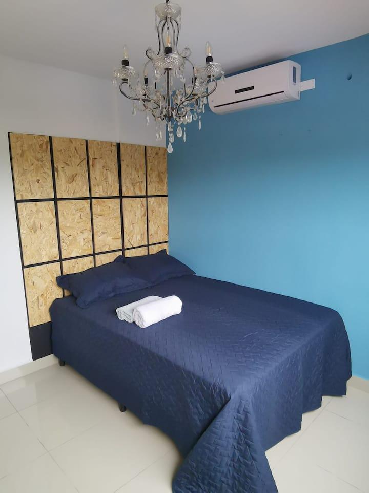 Habitación Confortable y Céntrica