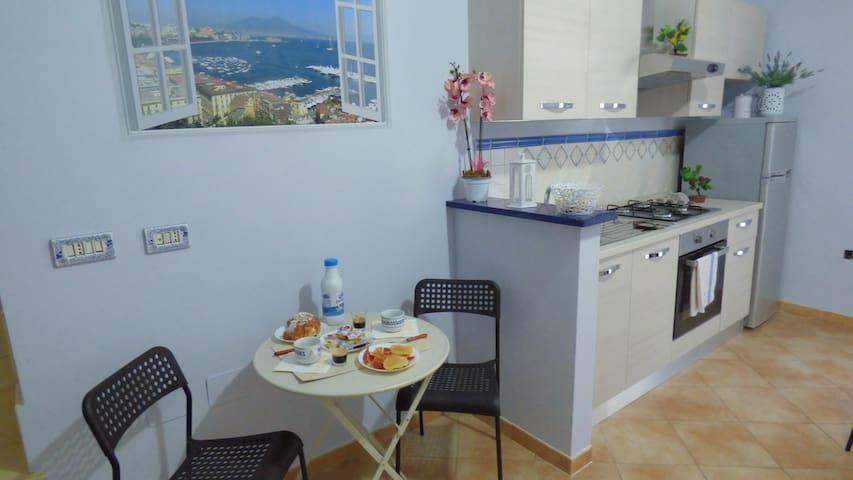 Appartamento Centro Storico Napoli Casa dei nonni
