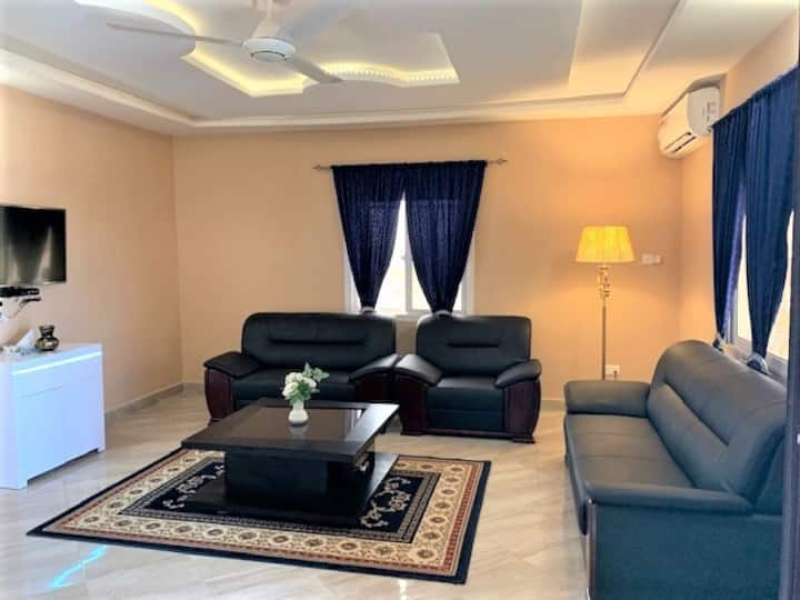 Brand-New Fully-Furnished Banjul Apartment