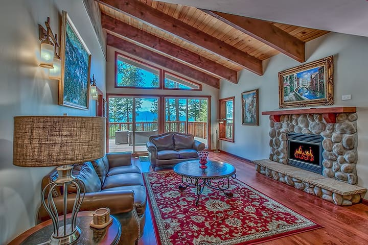Tahoe Villa 7/5 Lake View Luxury DISCOUNTED SUMMER