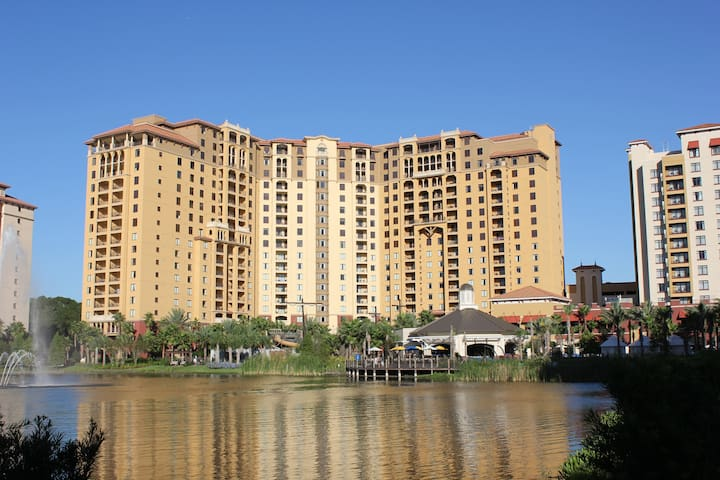 Wyndham Bonnet Creek- Disney-1 BR *