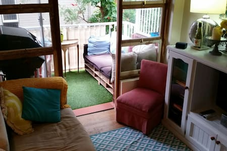 2 bedder, short walk to Manly and harbour beaches! - Fairlight