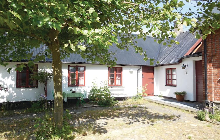 Semi-Detached with 2 bedrooms on 40m² in Skillinge
