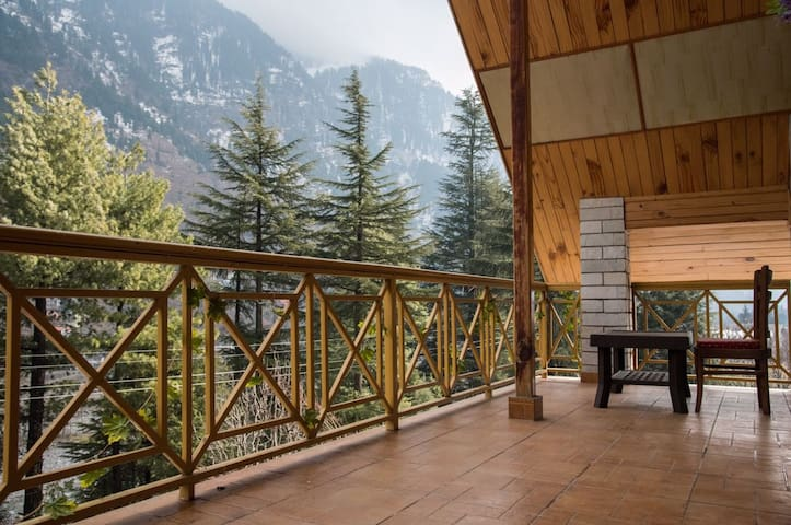 Himalayan Ecstasy (HEx) Cottage and Spa - Manali - Butikový hotel