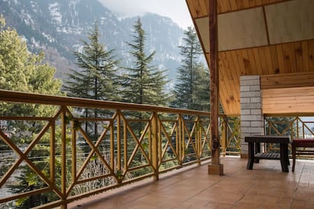 Himalayan Ecstasy (HEx) Cottage and Spa - Manali - Lägenhet