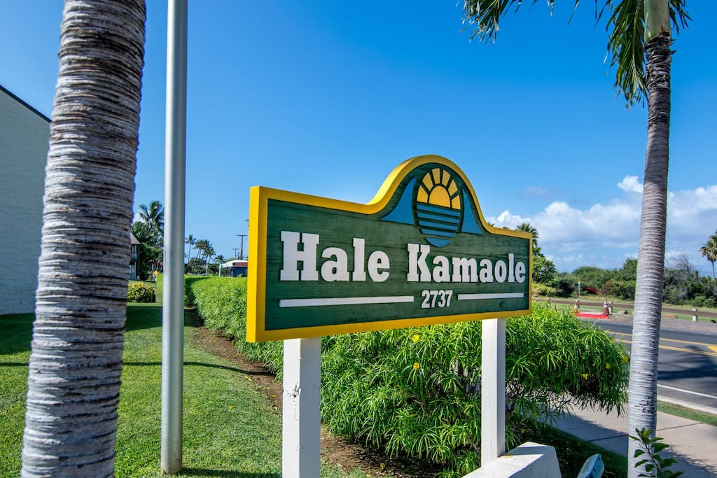 Hale Kamaole is located at Kamaole Beach Park III.