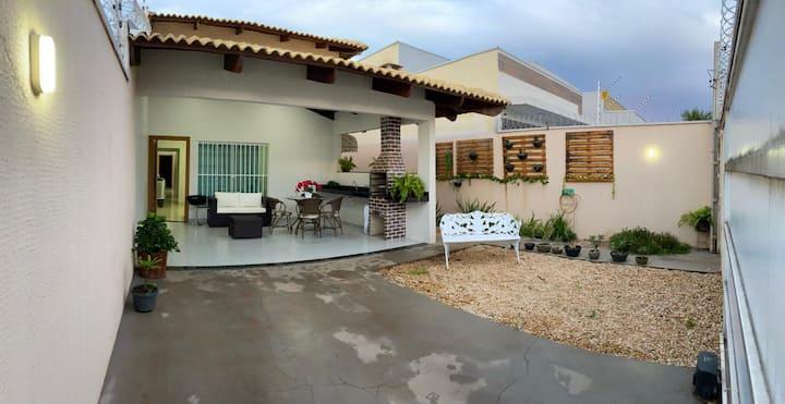 Sua casa em Palmas