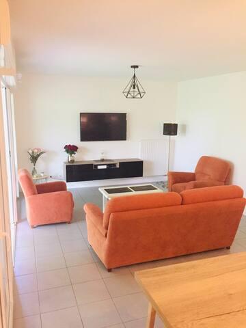 Appartement neuf T3 à Bidart