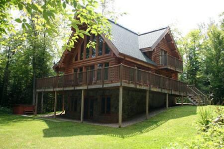 Dakota Waterfront Cottage - La Minerve - Dağ Evi
