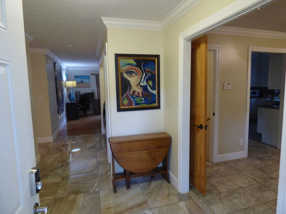 Entrance/Art In-House Available 4 Sale